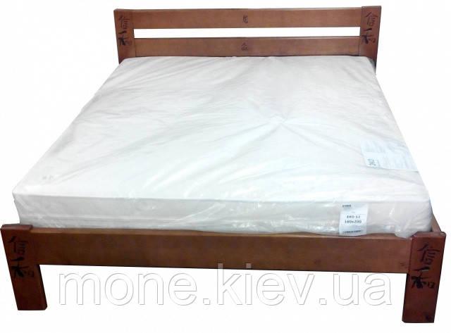"""Кровать деревянная """"Рига"""""""