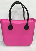 Женская сумка силиконовая