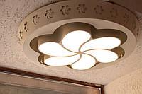 Люстра LED з пультом Прометей  P7-1676/550/white, фото 1