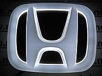 Эмблема хонда, светящаяся задняя эмблема Honda 4D