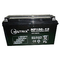 Батарея к ИБП Matrix 12V 150AH (NP150-12)
