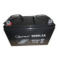 Батарея к ИБП Matrix 12V 80AH (NP80-12)