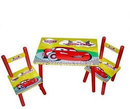 Дитячий столик зі стільцями