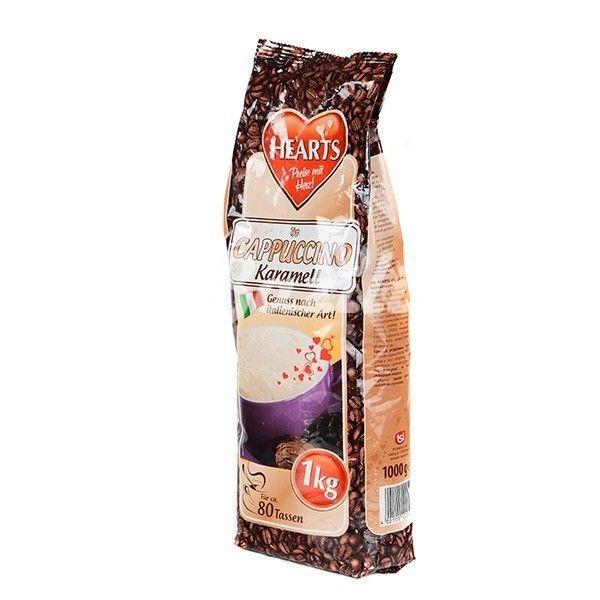 Hearts Cappuccino Karamell