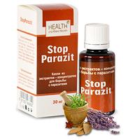 Капли Stop Parazit от глистов (антипаразитарное средство)