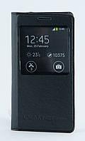 Чехол Samsung Flip Wallet Galaxy E5 Black