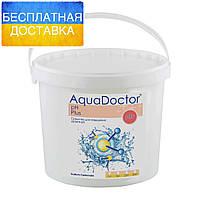 AquaDOCTOR pH Plus 5 кг. Средство для повышения уровня рН