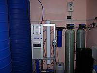 Комплект оборудования для пункта локальной доочистки питьевой воды