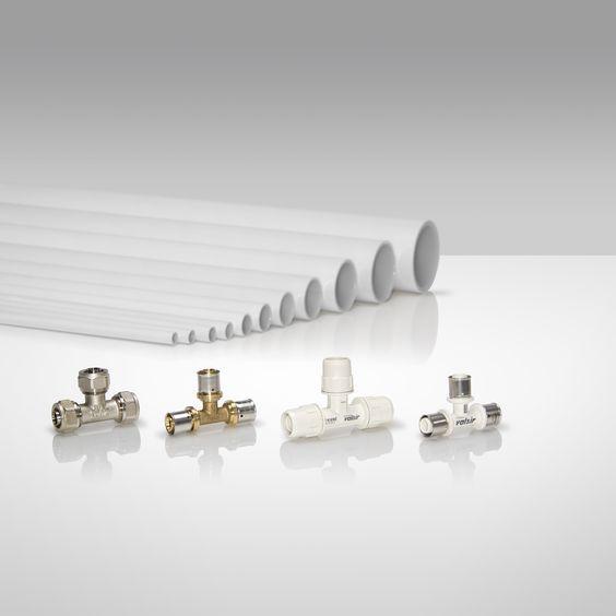 Фитинги для металлопластиковых труб Valsir (Италия)