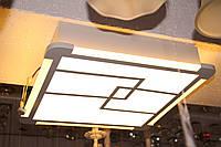 Люстра LED з пультом  Прометей P7-1617S/white, фото 1