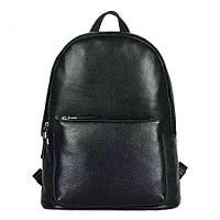Рюкзак кожаный Tiding Bag B3-012A черный, фото 1