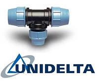 Тройник Зажимной 110 (Unidelta)