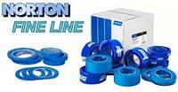 Контурная синяя маскировочная лента NORTON FINE LINE