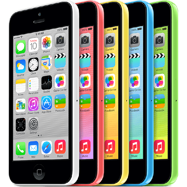 Чехлы для Apple iPhone 5c