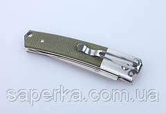 Нож многоцелевой Ganzo (черный, зеленый, камуфляж) G7361-BK, фото 2