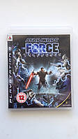 Видео игра Star Wars: Force Unleashed (PS3)