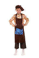 Детский костюм Папа Карло