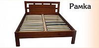 """Кровать деревянная """"Рамка"""""""