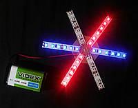 Радиоконструктор Снежинка светодиодный, развивающий