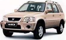 Чехлы на Honda CR-V (2001-2006 гг.)