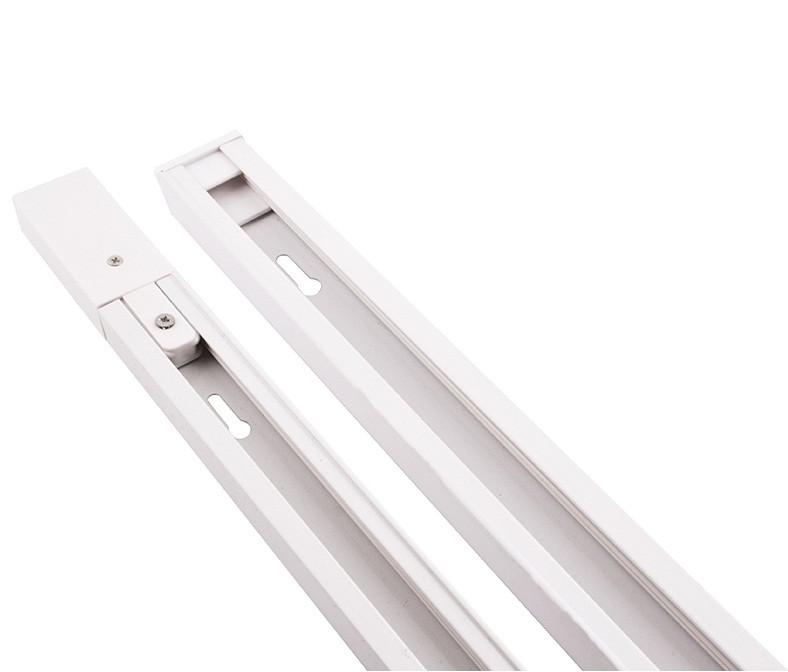 Шинопровод(рельс) для трековых светильников 2м (белый)