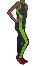 Спортивный костюм на девочку (T/00-2)   6 пар