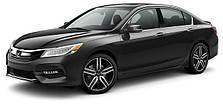 Чехлы на Honda Accord Sedan (с 2013 года до этого времени)