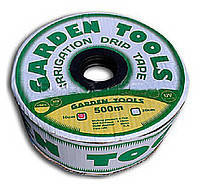 Лента для капельного полива Garden Tools 7 mil через 20 см (1000м)