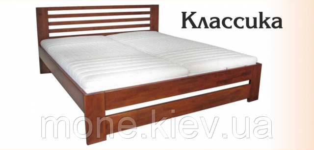 """Кровать деревянная """"Классика"""", фото 2"""