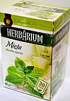 Чай с мьятой Herbarium Mieta 30 пакетов.