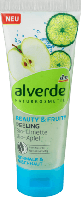 Alverde гель пилинг  с фруктовыми кислотами Peeling Beauty&Fruity, 75 ml
