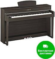 Цифровое пианино Yamaha Clavinova CLP-635DW (+блок питания)