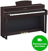 Цифровое пианино Yamaha Clavinova CLP-635R (+блок питания)