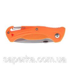 Нож туристический Ganzo Orange G611O, фото 3