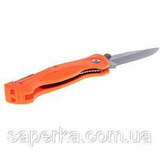 Нож туристический Ganzo Orange G611O, фото 2