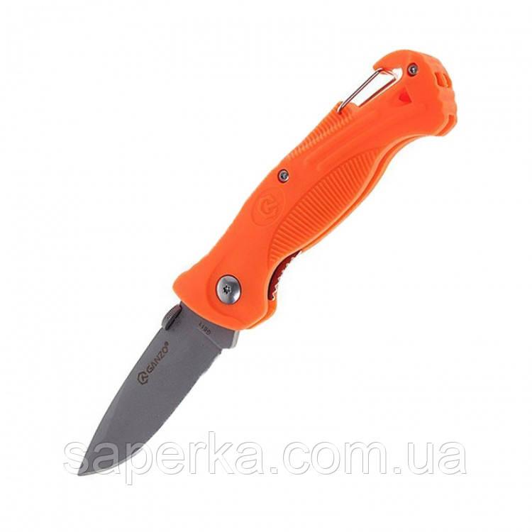 Нож туристический Ganzo Orange G611O
