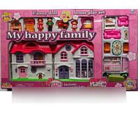 Игровой домик для кукол 8032 My Happy Family