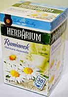 Чай с ромашки Herbarium Rumianek 30 пакетов.