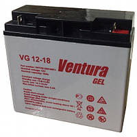 Аккумуляторная батарея Ventura VG 12-18 Gel (12V, 18 Ah)