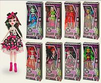 Кукла Monster High, 8 видов, на шарнире 2074 HN, кукла монстер хай