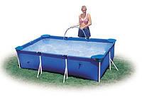 Каркасный прямоугольный бассейн для всей семьи 28272 Intex 300х200х75 см