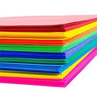 Папір для дизайну Fotokarton B2 (50*70см) №28 Світло-фіолетовий, 300г/м2, Folia