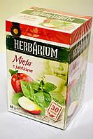 Чай фруктовый с мьятой и яблоком Herbarium Mieta z Jablkiem 30 пакетов.