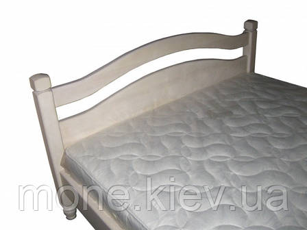 """Кровать односпальная из натурального дерева """"Ассоль"""", фото 2"""