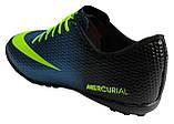 Сороконожки Nike Mercurial, фото 6