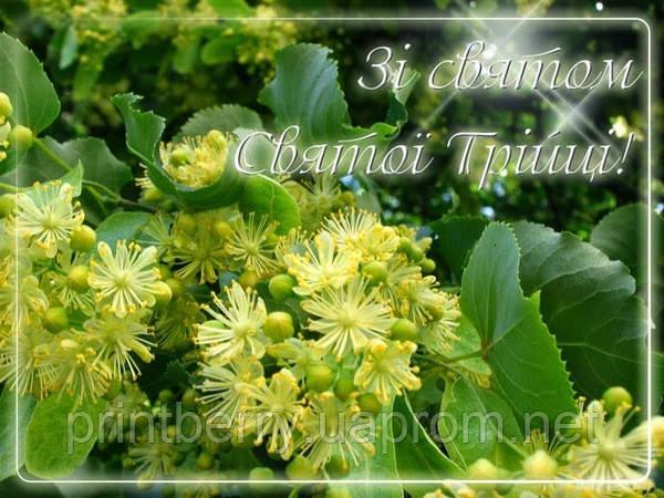 Поздравляем с праздником Троицы! Понедельник 5 июня выходной день.