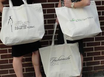 Сумка для покупок Fashion на подкладке