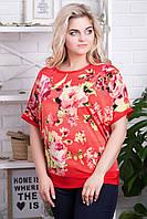 Женская блуза большого размера 52-62 SV A1179