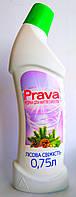 """Гель для туалета """"PRAVA"""" (лесная свежесть) 0,75 л"""