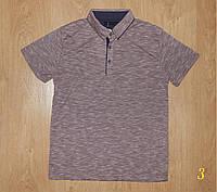 Стильная мужская рубашка короткий рукав 430_3